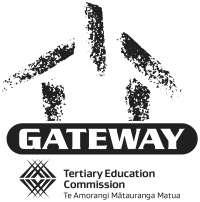 Gateway logo black